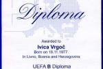 UEFA B diploma
